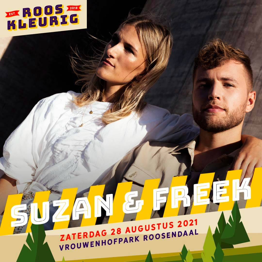 Suzan & Freek